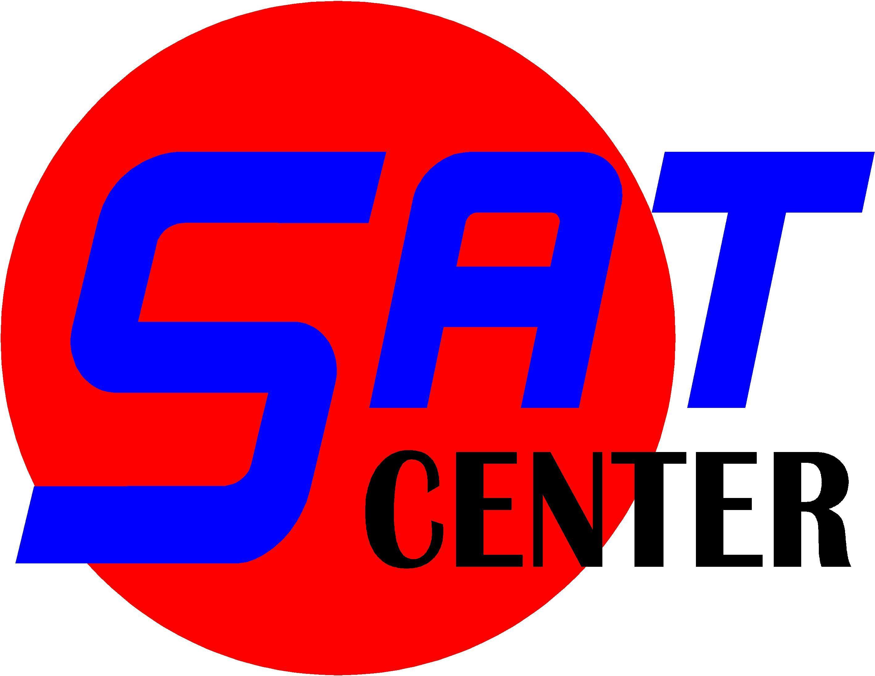 Logo SAT CENTER  Servicio Asistencia Técnico