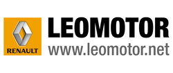 Logo Leomotor Asturias, S.L. Central LUGONES