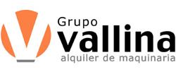 Logo Vallina Alquiler de Maquinaria
