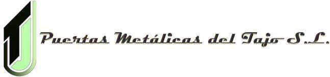 Logo Puertas Metálicas del Tajo, S.L.