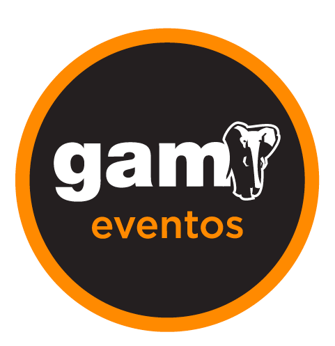 Logo Gam Eventos
