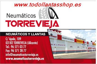 Logo Neumáticos Torrevieja, S.L.