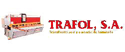 Logo TRAFOL Transformación y Oxicorte de Laminados, S.A.
