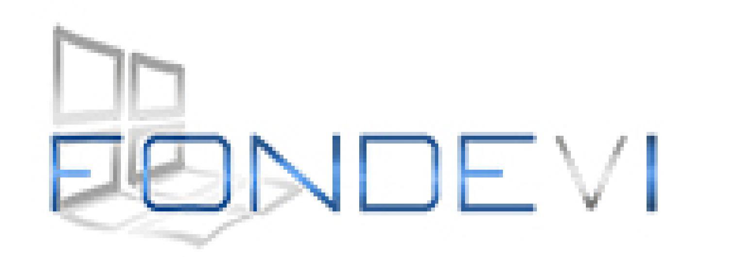 Logo Aluminios Fondevi