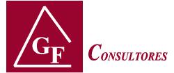 Logo GF CONSULTORES Consultores de Gestión y Formación Empresarial, S.L.U.