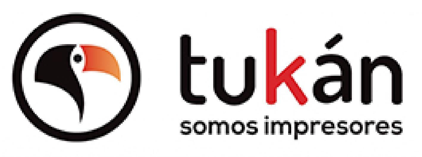 Logo Tukán Impresores