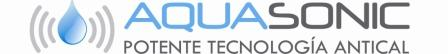 Logo Aquasonic, S.L.