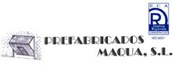 Logo Prefabricados Maqua, S.L.