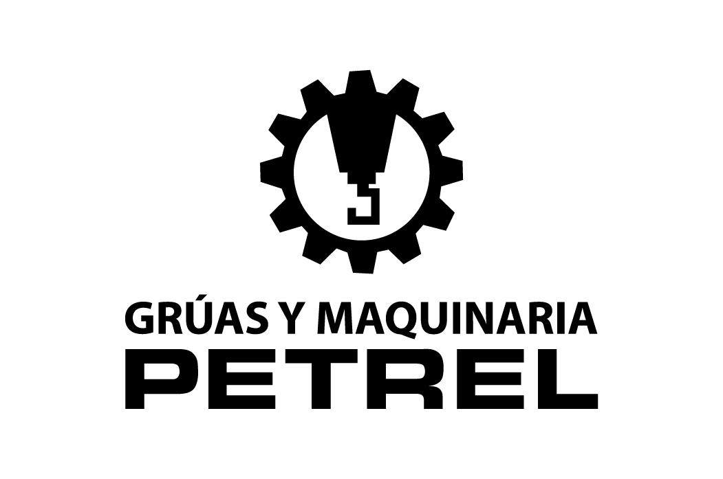 Logo Grúas y Maquinaria Petrel, S.L.