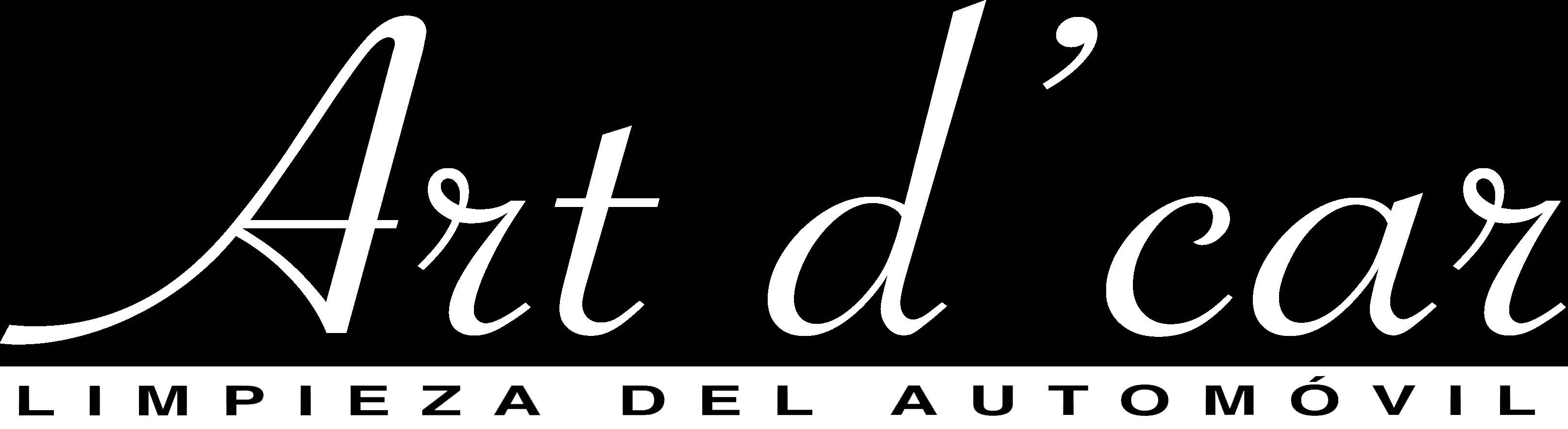 Logo ARTDECAR Arte y Limpieza del Coche, S.L.