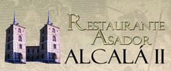 Logo Restaurante Asador Alcalá II