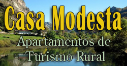 Logo Apartamentos de Turismo Rural Casa Modesta