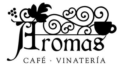 Logo Aromas Café Vinatería