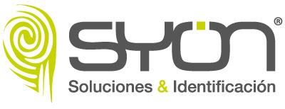 Logo SYON Soluciones & Identificación, S.L.