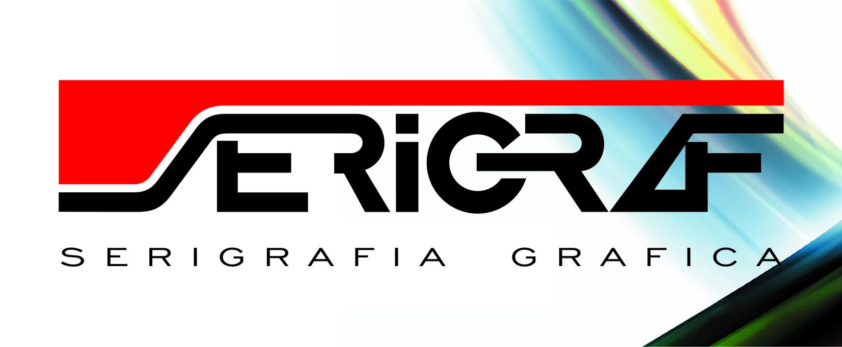 Logo Serigraf, S.A. Impresión Digital, Rotulación y Serigrafía