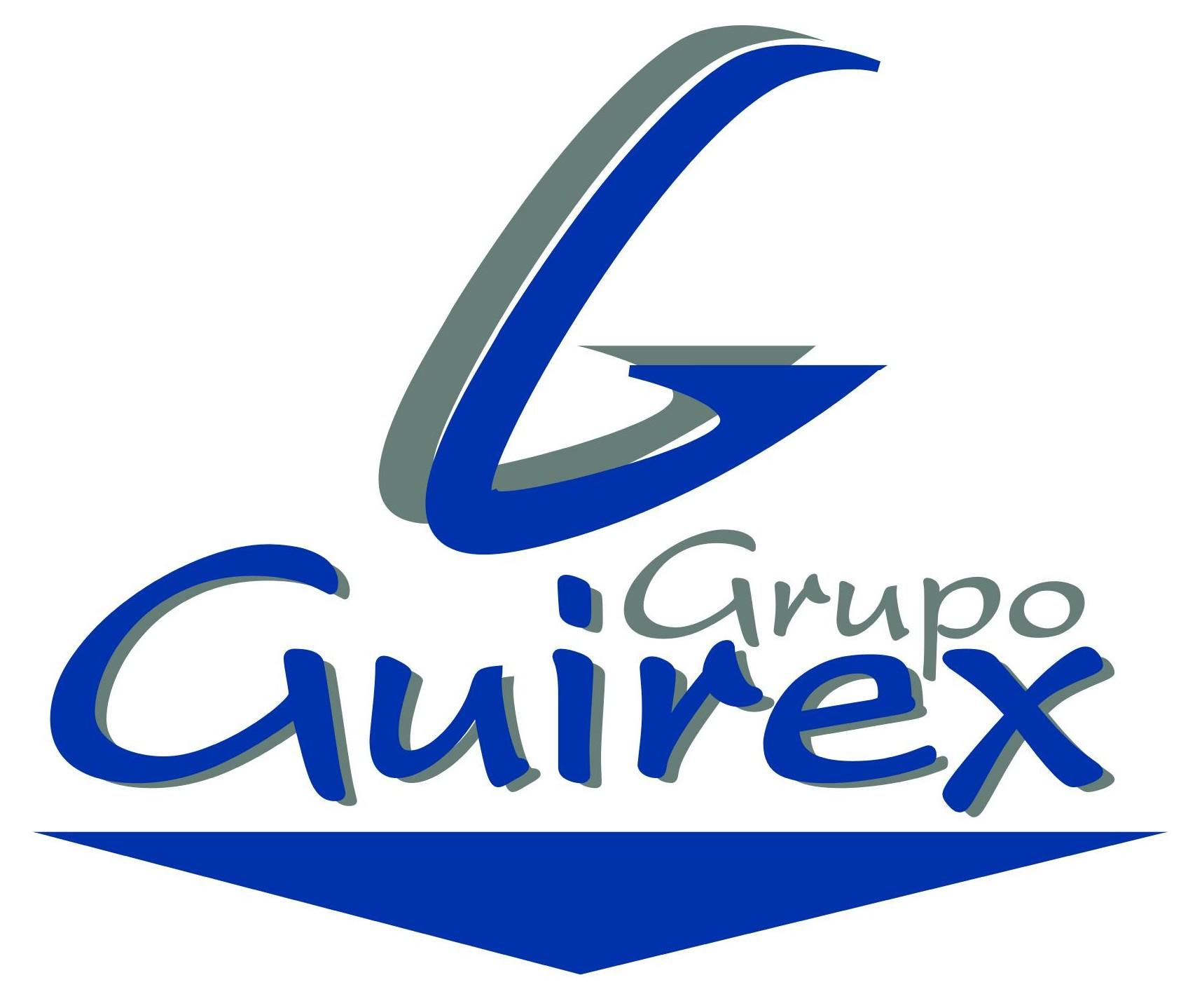 Logo Grupo Guirex, S.L. Seguridad y Alarmas