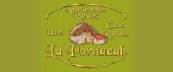 Logo Casas Rurales La Pornacal