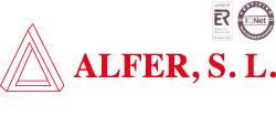 Logo Carpintería Metálica Alfer