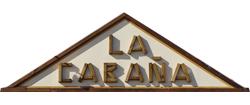 Logo Restaurante La Cabaña