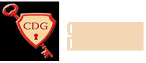Logo CDG Cerrajeros de Guardia