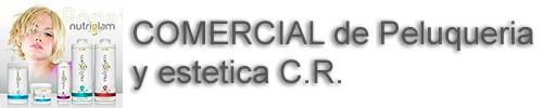 Logo Comercial de Peluqueria y Estetica C.R.