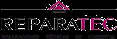 Logo REPARATEC Reparaciones Técnicas de Cubiertas, S.L.U.