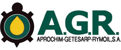 Logo A.G.R. Aprochim-Getesarp-Rymoil, S.A.