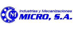 Logo INMICROSA Industrias y Mecanizaciones Micro, S.A.