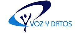 Logo Sistemas de Voz y Datos
