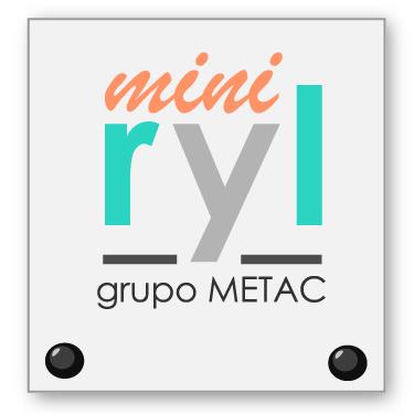 Logo RÓTULOS Y LETREROS Metac