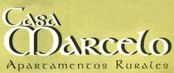 Logo Apartamentos Rurales Casa Marcelo