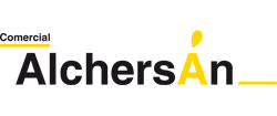 Logo Comercial Alchersán