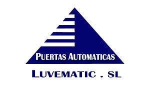 Logo Puertas Automáticas Luvematic, S.L.