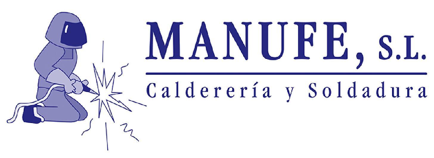 Logo Caldereria y Soldadura Manufe, S.L.