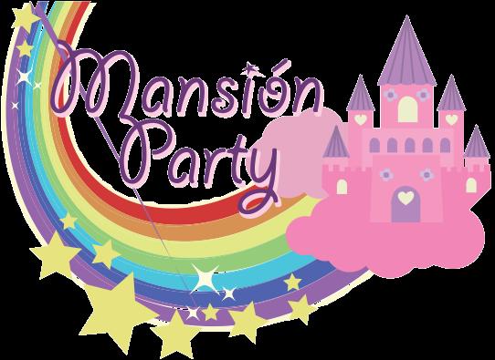 Logo La Mansion Party, S.L. Cumpleaños para Niños Madrid