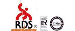 Logo Refractarios David Solís