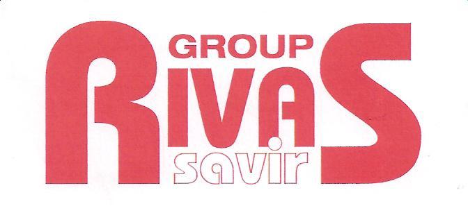 Logo Rivas Group Savir, S.L.