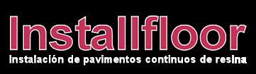 Logo INSTALLFLOOR Instalación de Pavimentos de Resina Epoxi