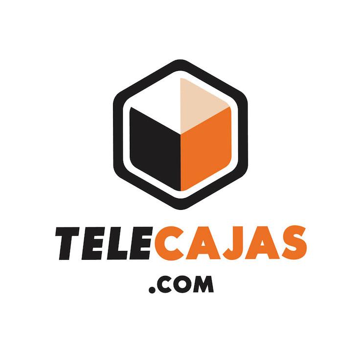 Logo Telecajas de Cartón a Domicilio para Mudanzas