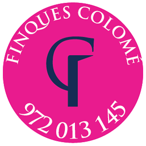 Logo FC Finques Colomé, S.L. Immobiliaria Girona