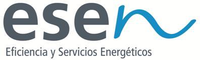 Logo Esen Ingeniería y Servicios Energéticos