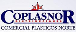 Logo Coplasnor - Comercial Plásticos Norte, S.L.