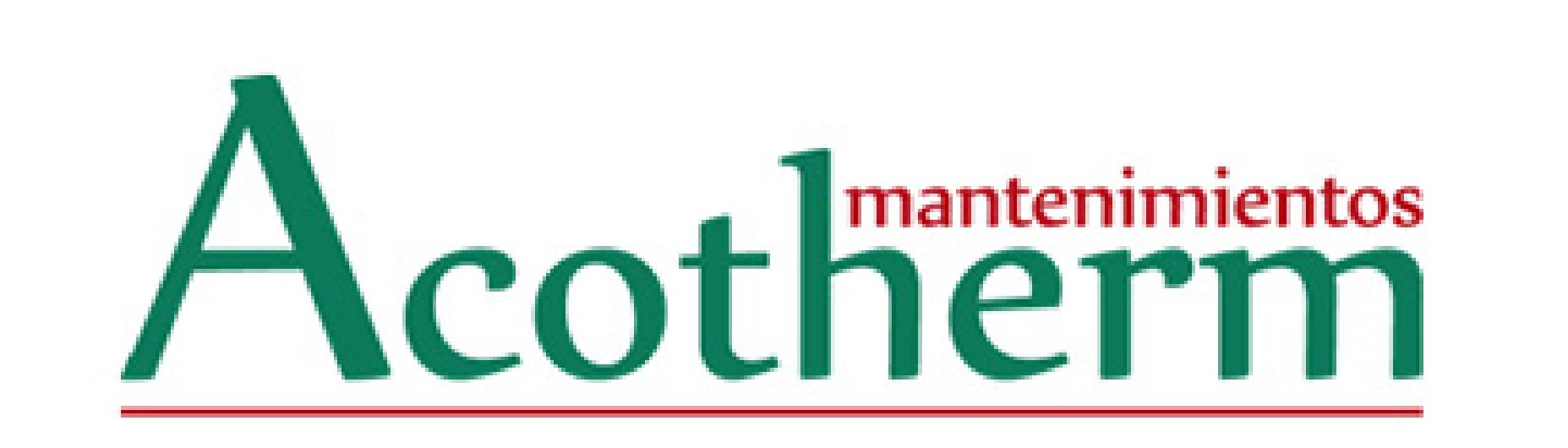 Logo Acotherm Mantenimientos