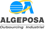 Logo Algeposa Outsourcing Industrial, S.L.