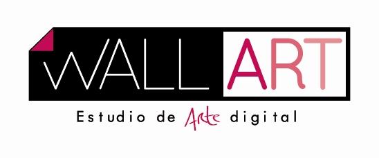 Logo Wall Art Estudio