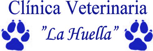 Logo Clínica Veterinaria La Huella