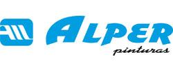 Logo Almacenes Alper, S.L.