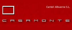 Logo COMERCIAL CASAMONTE Canteli Albuerne