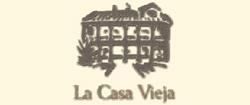 "Logo La Casa Vieja ""Mesón Asador"""