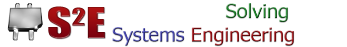 Logo S2E Solving Systems Engineering, S.L.